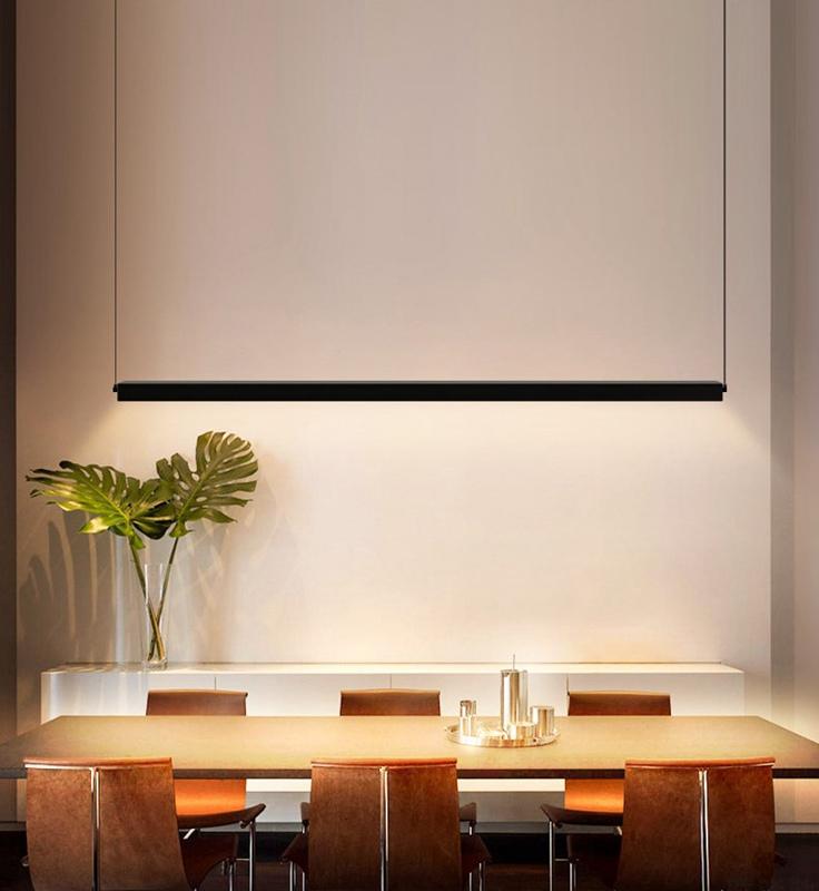 极简吊灯餐厅灯