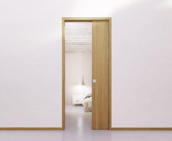 卧室门颜色搭配