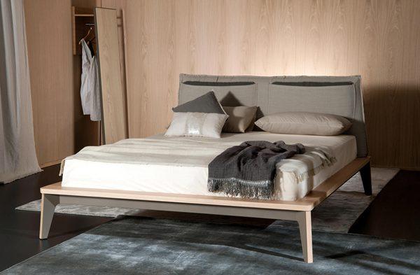 定制实木床