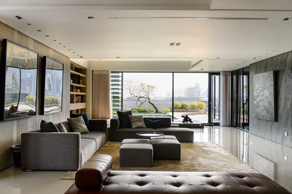 定制客厅家具