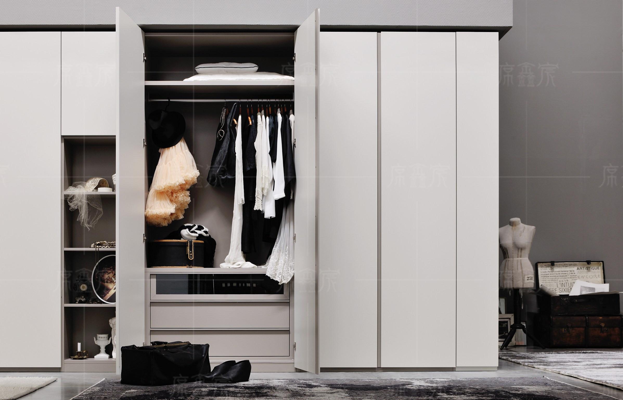 定制衣柜该怎么去选择?