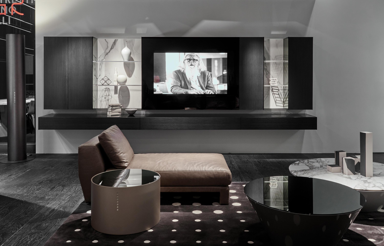 2020年最流行的电视墙设计,最后一个效果惊艳!