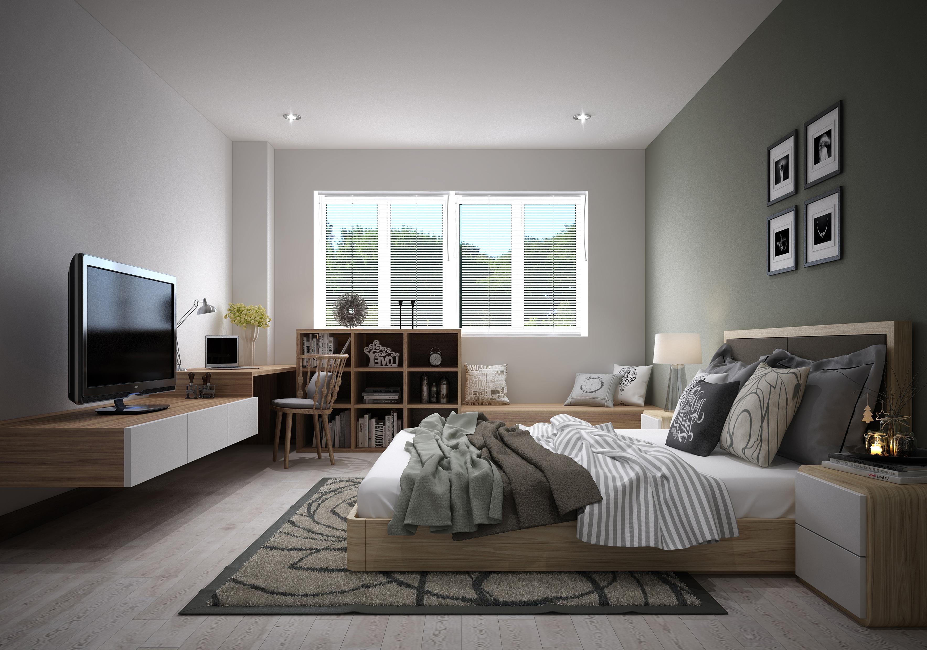 小户型定制家具